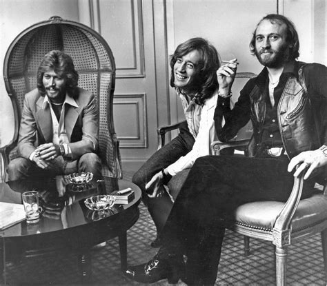 Grammy Fever Hits by Bee Gees Saturday Fever To Get 40th Anniversary