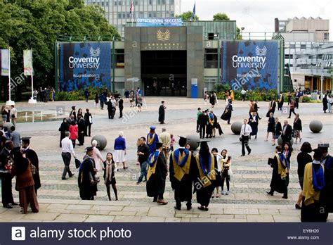 coventry university competition coventry university coventry university graduation day stock photo royalty