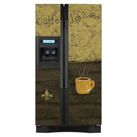 Home Appliance Cover Appliance Caffe Refrigerator Cover 13115629