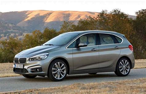 2019 Bmw Active Tourer by 2018 2019 Bmw 2 Series Active Tourer The 2018 2019