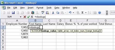 vlookup tutorial finance how to use vlookup in excel part ii some tips and
