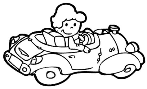 car driving coloring page let s talk suspension segments license restoration