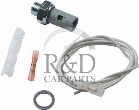 oil pressure sensor conversion kit volvo sv