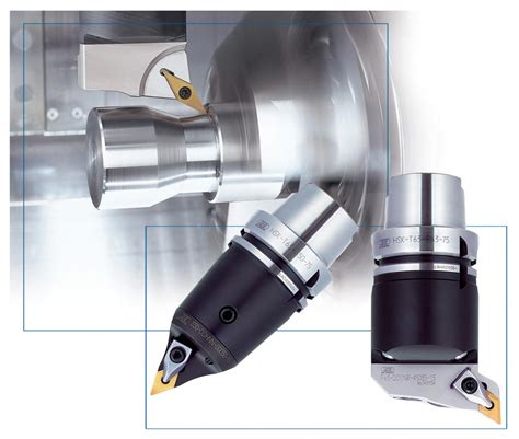 Big Kaiser Unilock Big Kaiser Introduces Hsk Turning Tools For Mill Turn Centers