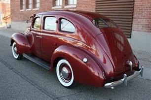 1939 ford deluxe 4 door sedan 174478