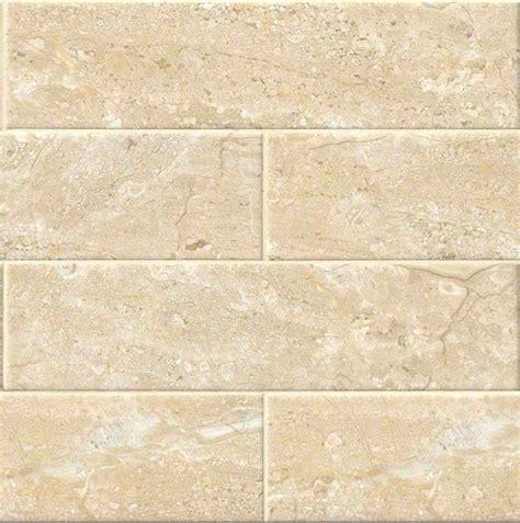 beige subway tile backsplash beige breccia 4x16 quot glossy ceramic backsplash tile