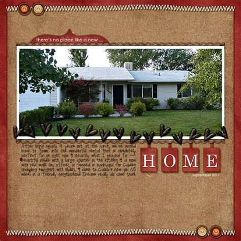 35 best images about new home scrapbook on