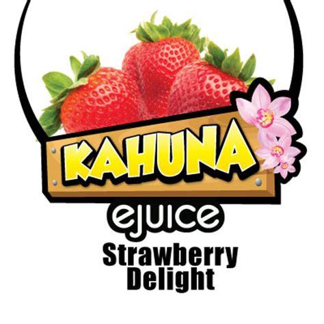 Eliquid E Liquid Strawberry Taste Like Ooze Kahuna Strawberry Delight Vg Ejuice Review Ejuice Reviews