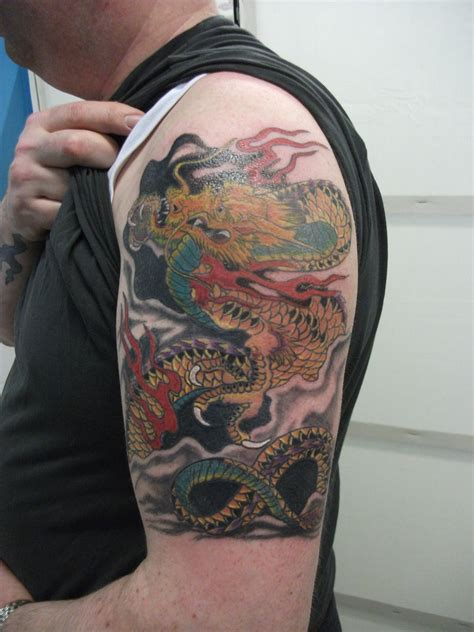 cool dragon tattoos 75 designs for and