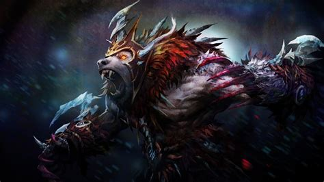 wallpaper dota 2 ursa dota 2 ursa ulfsaar 11 wallpaper hd