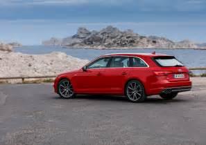 Audi Avant A4 2016 Audi A4 Avant Review Gtspirit