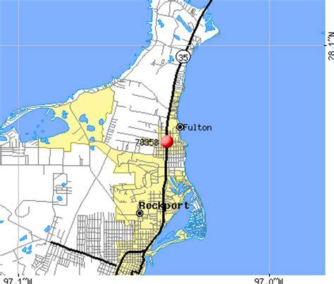 fulton texas map 78358 zip code fulton texas profile homes apartments schools population income