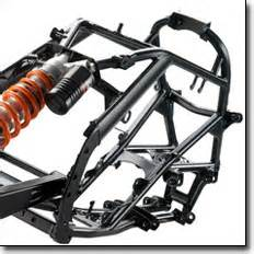 Ktm 50 Sx Rear Shock 2009 Ktm 450sx And 505sx Race Ready Atv Technical Info