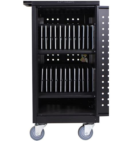 18 laptop chromebook computer charging cart from 540 00 luxor tablet chromebook charging cart lltm24 b