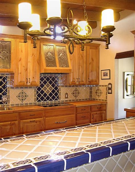 mexican tile kitchen ideas how to make over your kitchen in a hot mexican style