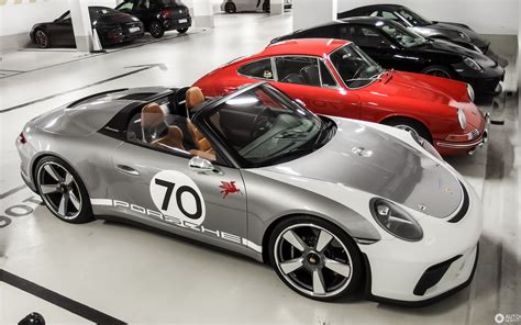 porsche  speedster heritage package  june