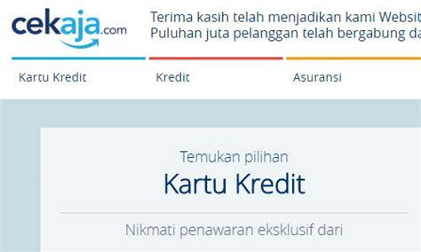 buat kartu kredit syarat hanya ktp review rekomendasi situs pinjam uang online cepat dan