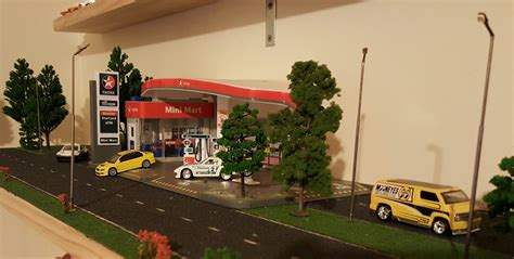 printable garage diorama backgrounds how to make a 1 64 scale diorama hotwheels diecast cars