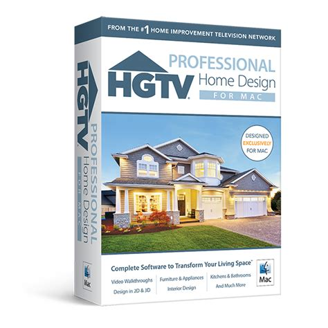 hgtv home design for mac professional development