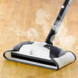 How to clean vinyl floors using steam cleaners