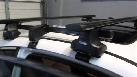 2013 Honda Accord Roof Rack by 2013 Honda Accord 2 Door Coupe With Thule 480r Traverse