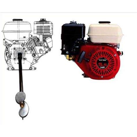 Mesin Honda Gx 160 Jual Mesin Ketinting Engine Honda Gx 160 5 5hp Oleh