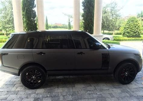 mercedes land rover matte black matte black grey range rover all woman more