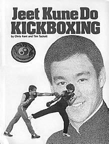 Jeet Kune Do Kickboxing $14.95   Martial arts books