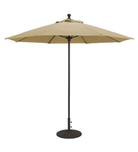Galtech Patio Umbrellas Best Selection Commercial Patio Umbrellas Galtech 9 Ft With Fiberglass Featuring Sunbrella