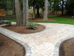 landscape pavers seattle landscaping pavers flagstone pavestone patio