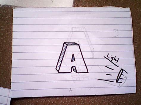 cara membuat gambar 3d bagi pemula gaffiti art cara dasar membuat graffiti 3d bagi pemula
