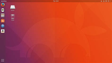 ubuntu wallpaper computer ubuntu 17 10 is available to download we review what s