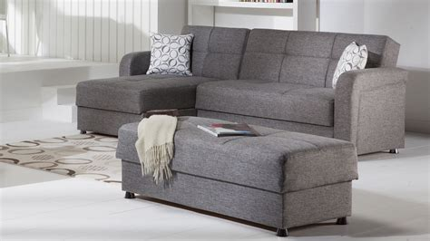 Sectional Sofas With Sleepers Vision Sectional Sleeper Sofa