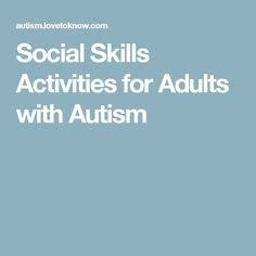 social skills handbook for autism activities to help learn social skills and make friends books activities for adults with severe developmental