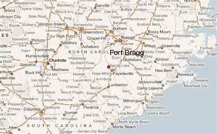 map of fort bragg carolina fort bragg location guide