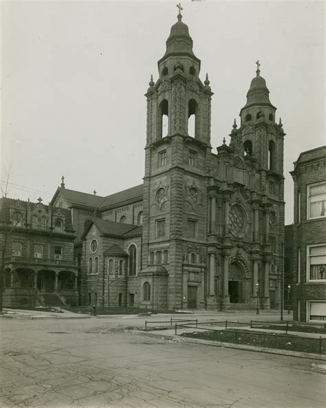 chicago church house roman catholic chicagoancestors org