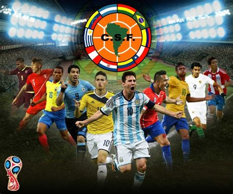 Eliminatorias Mundial 2018 Calendario Mexico Eliminatorias Sudamericanas Mundial Rusia 2018 Calendario