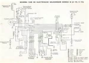 honda c110 wiring schematic 4 stroke net all the data for your honda motorcycle or moped