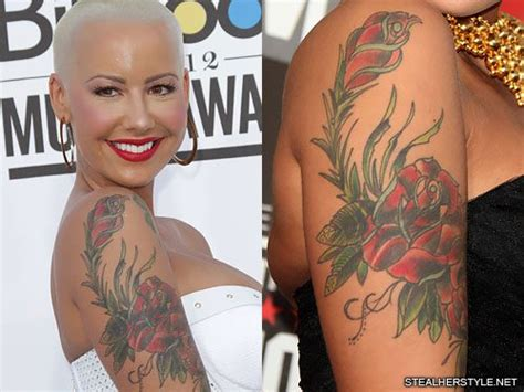 amber rose arm tattoo s 20 tattoos meanings style page 2