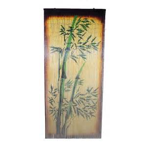 Bamboo Curtains For Windows Shop Bamboo 54 80 In L Window Sheer Curtain At Lowes