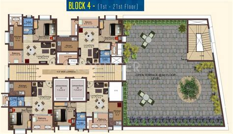 Ews Apartment Plans 1592 Sq Ft 3 Bhk 3t Apartment For Sale In Baashyaam
