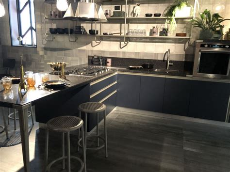 eurocucina 2018 shows new trends for modern and luxury