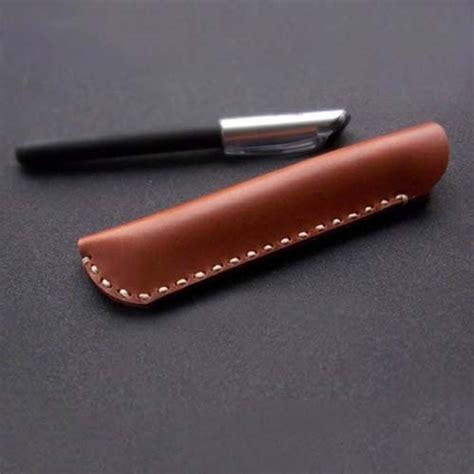 Handmade Leather Pen - handmade leather pen pen 15 00 via
