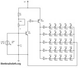 Car Led Circuit Diagram Auto Intensity Of High Powered Led Lights Circuit