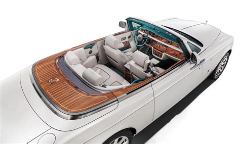 roll royce wood rolls royce maharaja phantom drophead announced for dubai