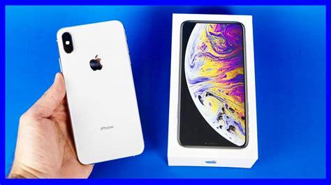 apple iphone xs max 256gb silver unboxing iphonexsmax iphonexsmaxsilver
