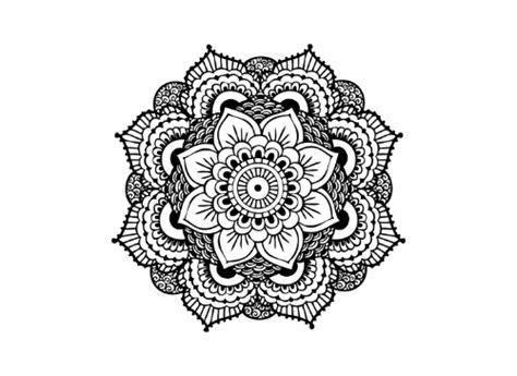 tattoo flor png mandala png tattoo set