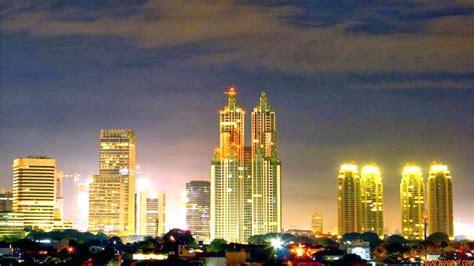 wallpaper kota besar  indonesia deloiz wallpaper