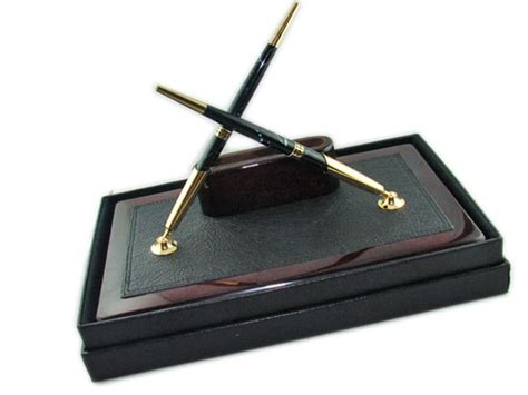 pen stand for desk pen stand card holder desk set fountain roller pen ebay