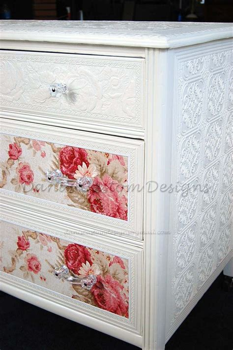 decoupage drawer fronts 25 best ideas about decoupage dresser on